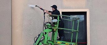 devis travaux nettoyage facade à Pertuis
